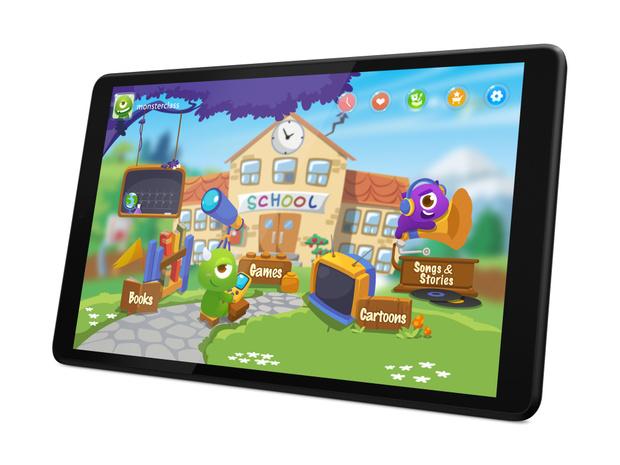 Lenovo tablets voor het hele gezin