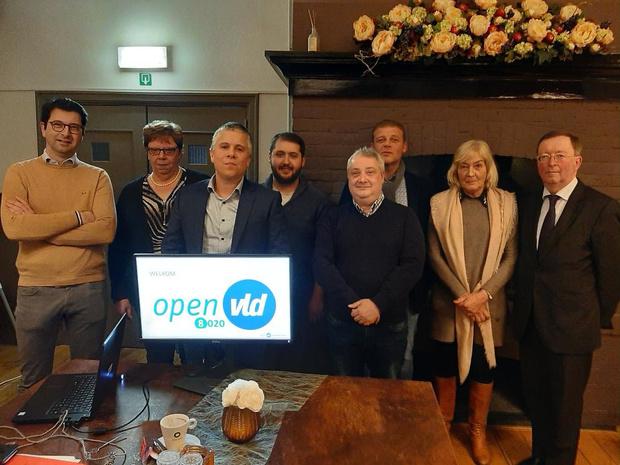 Kristof Van Hoye leidt vernieuwd Open Vld-bestuur