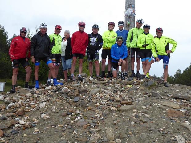 """Okra-leden van Wingene met fiets naar Santiago de Compostela: """"Een onvergetelijke tocht"""""""