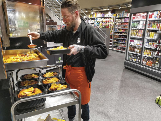 Pourquoi nos supermarchés se transforment en cantines