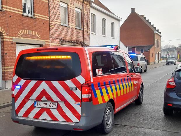 Woningbrand bleek loos alarm in Roeselare