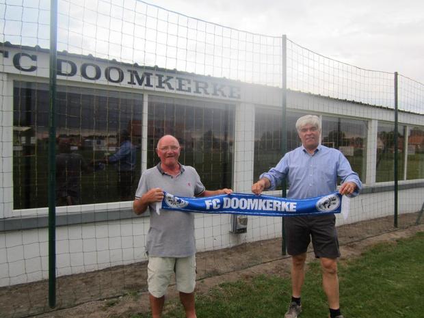 Voetbalclub KFC Doomkerke viert 70-jarig jubileum met een grote receptie