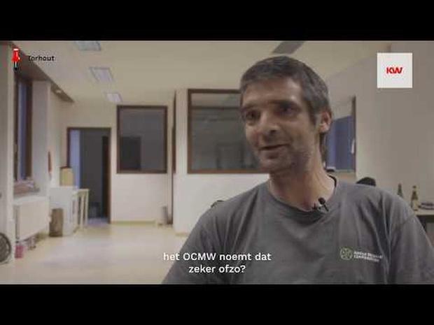 Antikraak in West-Vlaanderen - Jo uit Torhout