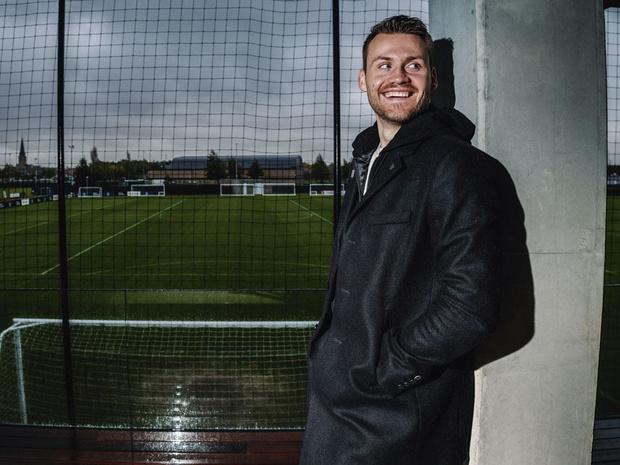 Simon Mignolet: 'Club Brugge staat verder dan de rest'