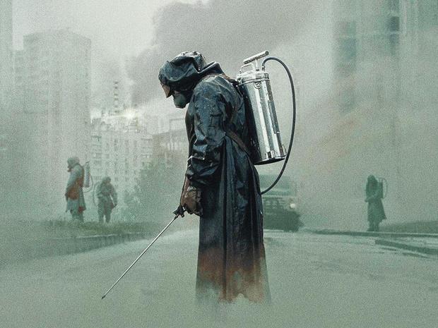 Chernobyl, série atomique