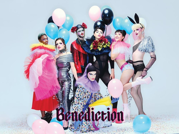 Fêtes Benediction, grand cabaret queer qui (re)donne vie aux nuits bruxelloises