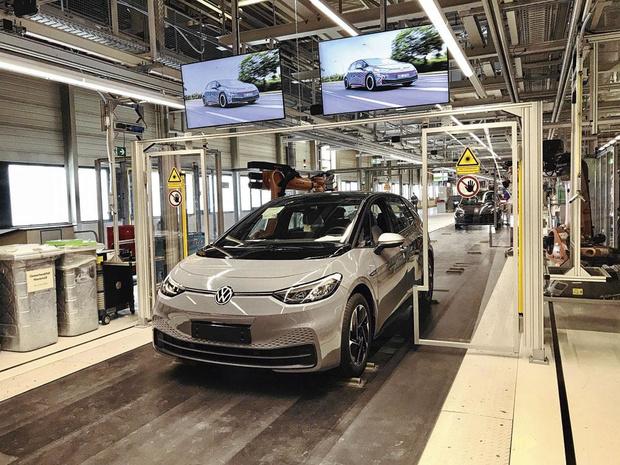 Quand Volkswagen rejoint Tesla