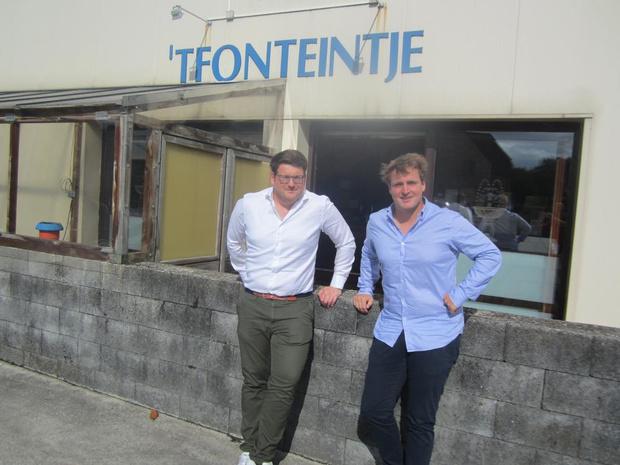 Vier uitbaters blazen nieuw leven in café 't Fonteintje in Ruiselede (althans tot 2022)