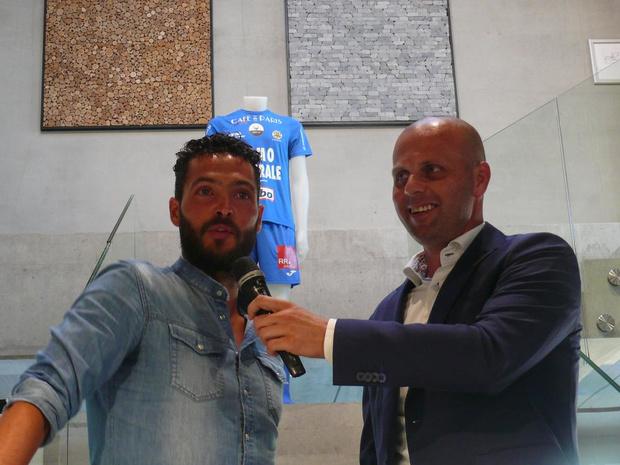 Dolenthousiaste sympathisanten en sponsors op jaarlijkse event Royal Knokke FC