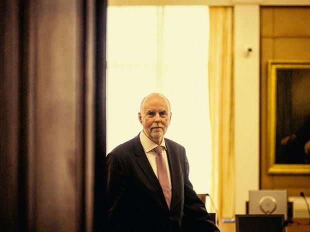 Het geldboek van Jan Smets (voormalig Gouverneur Nationale Bank van België): Ethica Nicomachea van Aristoteles