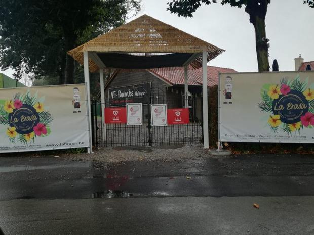 La Brasa opent opnieuw zomerbar in Langemark