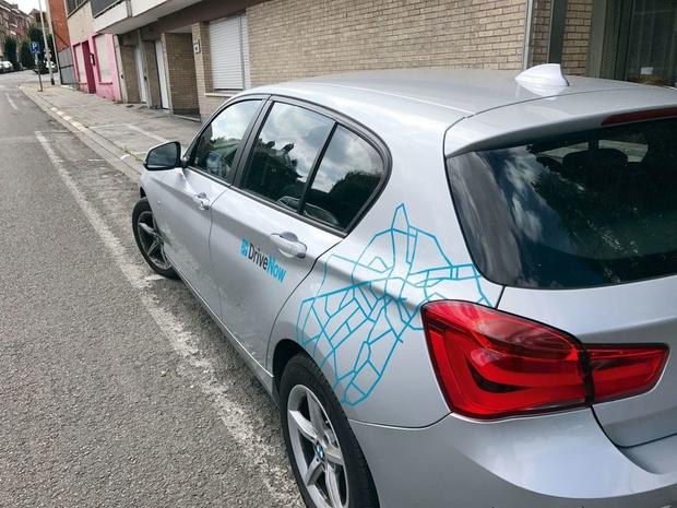 La plate-forme de voitures partagées DriveNow abandonne Bruxelles, Londres et Florence