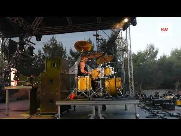 Kortrijk Drumt stunt in Malta