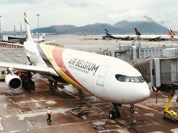 Air Belgium reporte ses vols jusque début juin