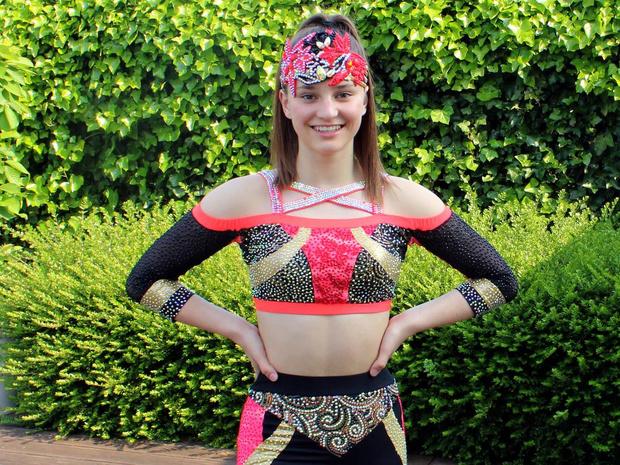 Rekkemse van 14 danst naar zilver op WK Discodansen