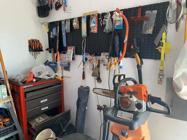 Werkmateriaal gestolen na inbraak in tuinhuis in Oostende