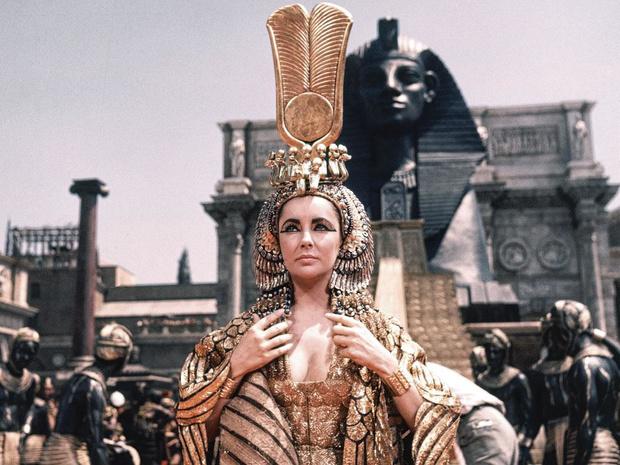 Tv-tip: 'Cleopatra', Hollywoodepos met Elizabeth Taylor en Richard Burton
