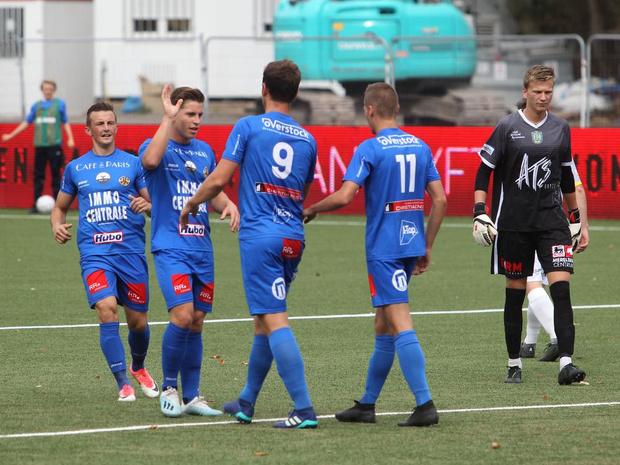 Eerste seizoensnederlaag voor Knokke in Temse