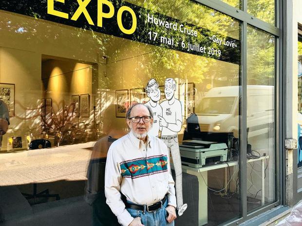 Howard Cruse, pionnier de la BD gay, est décédé