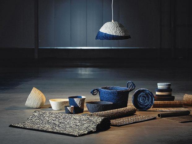 Recycler la paille de riz, la solution d'Ikea pour lutter contre la pollution