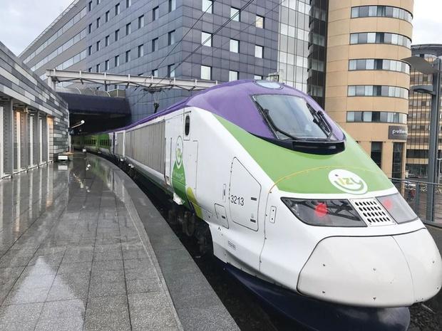 La lente progression d'Izy, le train low cost lancé par Thalys