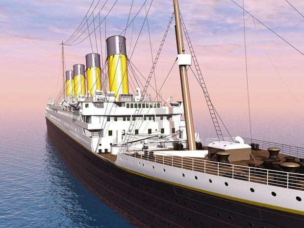 Bye bye titanic