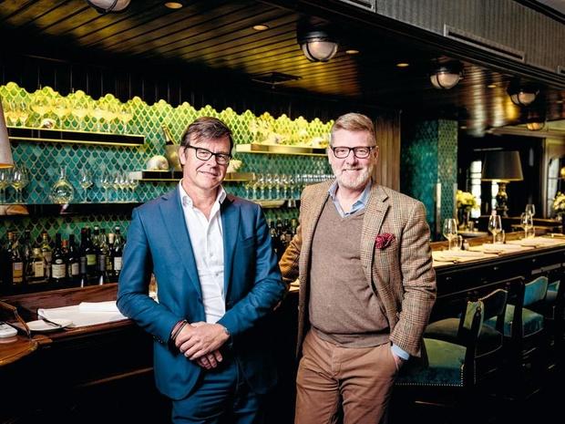 Eric Mestdagh et Gerald Watelet: le Manager de l'année 2010 face au créateur caméléon