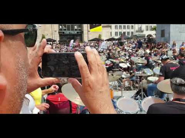 Kortrijk Drumt - 21 July 2019 - Brussels