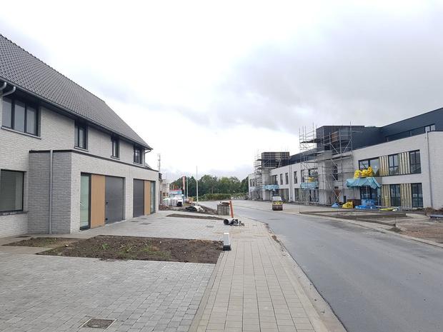 Weer verwarmingsketels gestolen in verkaveling, nu in Oudenburg