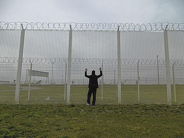 """Calais - Témoigner de la """"Jungle"""""""