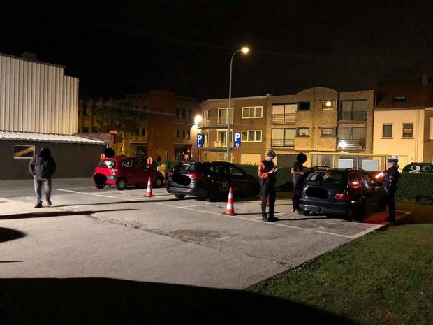 Chauffeurs betrapt op drug- en alcoholgebruik bij gerichte controles in Blankenberge