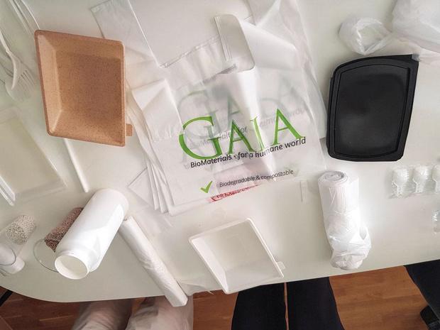 Ecolean et Gaia Biomaterials économisent les matières pétrosourcées