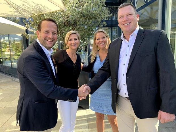 Salons De Lelie Beauvoorde gaan partnership aan met Huis van Wonterghem en Maelstede