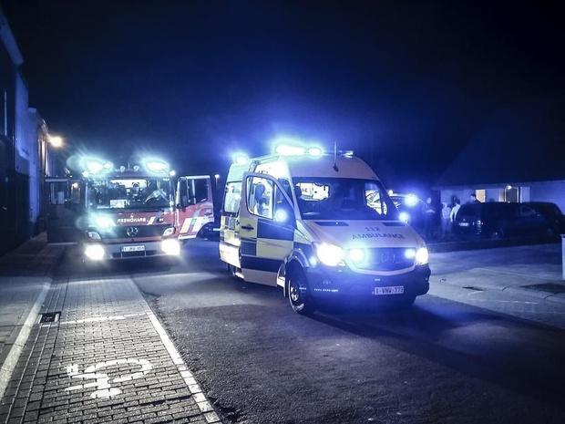 Etentje in Ezelbrugstraat in Menen draait op drama uit