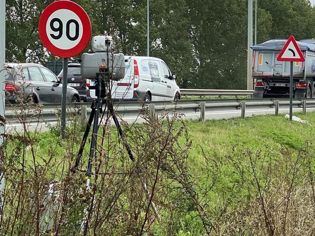 Nationale flitsmarathon ook in Brugge zichtbaar