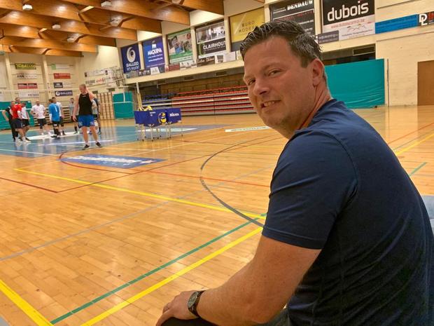 Peter Roesems wordt assistent-coach bij Decospan Volley Team Menen
