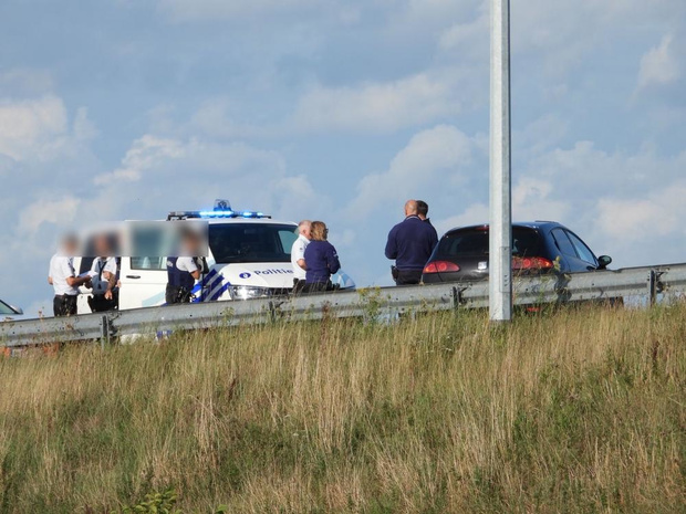 Wilde achtervolging mondt uit in grootschalige zoektocht in Torhout