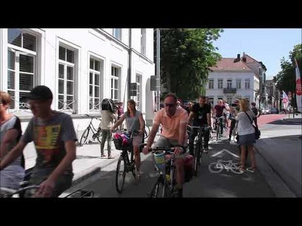 28062019 - Opening fietszones Kortrijk