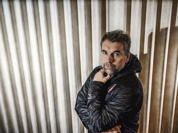Bernd Hollerbach (Mouscron): 'Voor mij bestaan er geen risico's. Ik zie alleen kansen'