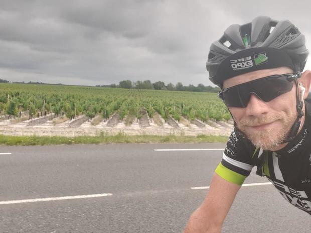 A ride for Alain (5): de steun van het thuisfront doet deugd