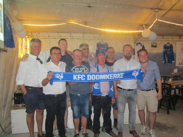 Voetbalclub Doomkerke omgedoopt tot KFC Doomkerke
