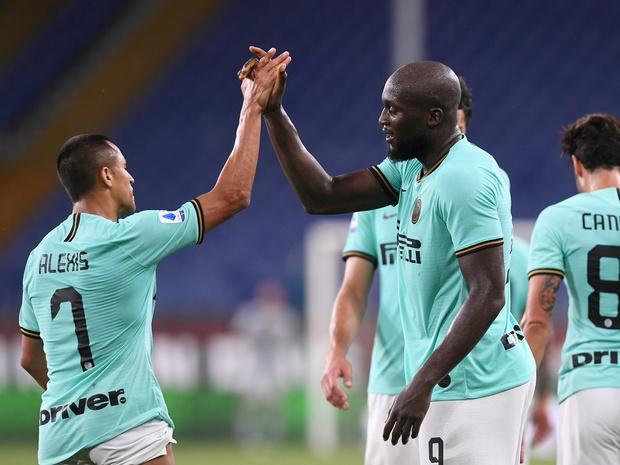 Alexis Sanchez définitivement à l'Inter