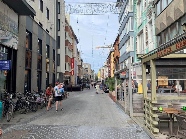 Oostendenaar zorgt voor moeilijkheden in de Langestraat en op het politiecommissariaat