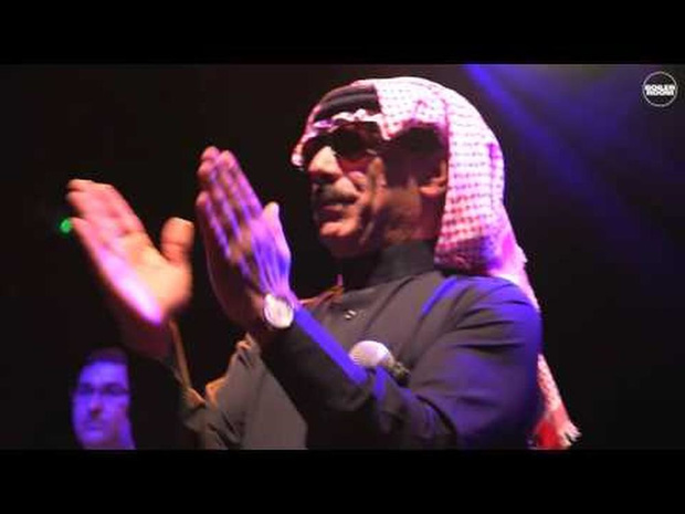 Omar Souleyman Boiler Room x Convergence LIVE Show