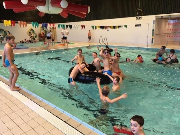 Oostkamps zwembad leeggelopen na vervelend accidentje