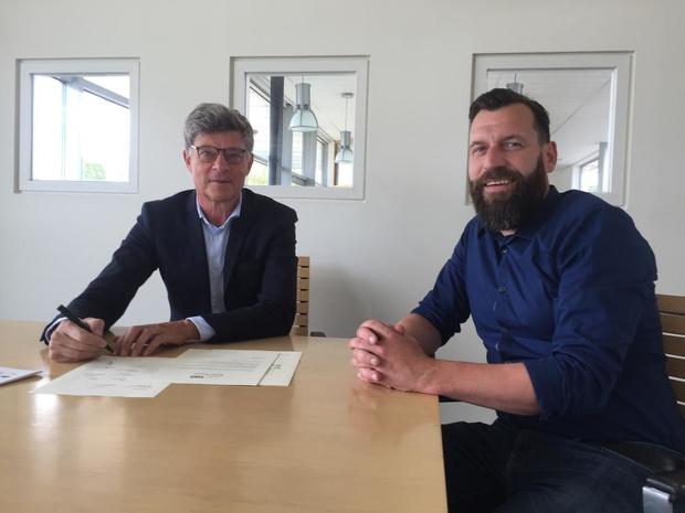 Reynders Etiketten nieuwe bedrijfspartner My Future In Printing
