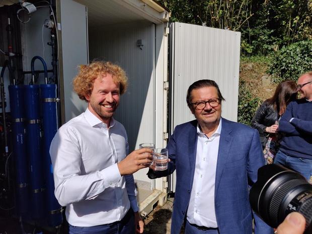 Marc Coucke investeert in waterzuiveringssystemen van Tielts bedrijf Ekopak