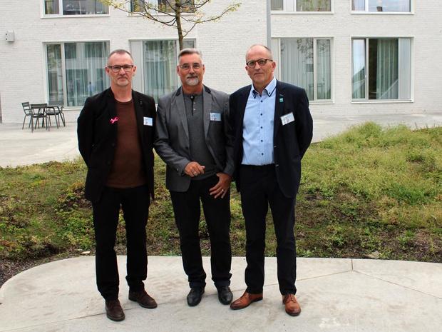 Woonzorgcentrum CERES in Lauwe officieel ingehuldigd