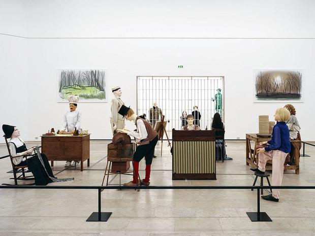 Le Pavillon belge de la Biennale de Venise, un petit bijou d'ironie