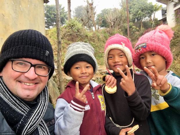 Stefaan Reynaert uit Oudenburg vertelt over beklijvende ervaring in Nepal